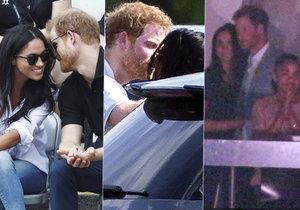 Princ Harry oznámil zásnuby i datum: Kdy bude svatba s Meghan Markle?