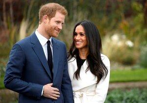 Princ Harry a Meghan Markle poprvé na veřejnosti jako snoubenci