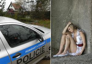 Muž z Hradce znásilnil svou známou: Vykoupu tě v kyselině, vyhrožoval jí pak