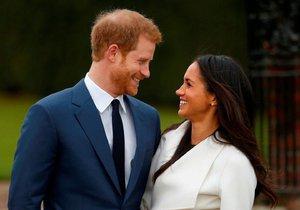 Harry a Meghan se budou brát v květnu! Přinese jim to smůlu?