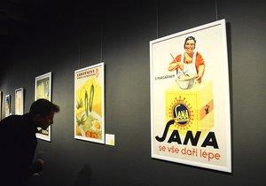 Muzeum plakátů objevíte v Karmelitské ulici.