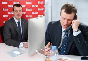 Na otázky čtenářů Blesku odpovídal prezident Notářské komory ČR Mgr. Radim Neubauer.