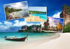 Asie má turistům hodně co nabídnout.
