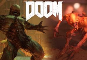 Doom je brutální řežba i na Nintendu Switch. Zahrát si ho nyní můžete i na cestách.
