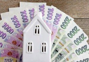 Banky zvyšují hypoteční sazby, od října přibudou pravidla pro její poskytnutí. (Ilustrační foto)