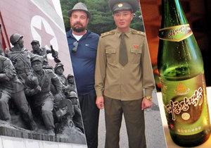 Severní Korea pohledem amerického cestovatele Jeffa Barnickiho