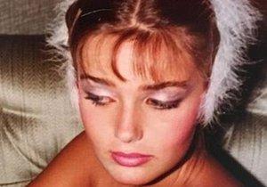 Tímhle snímkem ze svých 13 let okouzlila modelingový svět.
