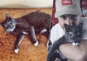 Smutek hiphopového krále DJ Wiche: V Libni se mu ztratila čtyřnohá kamarádka Bublina