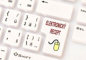 První dny eReceptů: Češi jich dostali už přes 100 000, krachlo posílání skrz SMS.