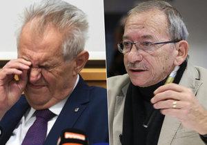 Senátor Kubera o Babišově vydírání i prezidentské volbě: Zeman na jaře odstoupí!