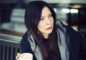 Zpěvačka Anna K.