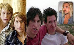Dvojčata utratila přes 435 tisíc korun za to, aby vypadala jako Brad Pitt.