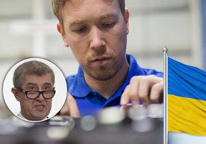 Cizinci by měli pomoci českým firmám, které mají nedostatek pracovníků. (Ilustrační foto)