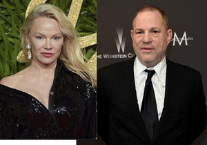 Pamela Anderson obvinila ženy, které zneužil Harvey Weinstein z pokrytectví.