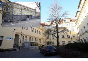 Praha 7 projevila obavy o osud Nemocnice Na Františku. Radnice Prahy 1 ale zůstává v klidu.