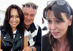 Heidi Janků zasáhla další smrt! Po manželovi jí zemřel i kamarád