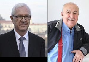 Nejvíce financí na prezidentské volby vybral Jiří Drahoš, nejméně Petr Hannig.
