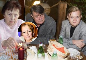Matka Ivety Bartošové Svatava přiznala, že vnuk Artur Štaidl za ní o Vánocích nepřijede.
