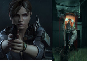 Resident Evil Revelations stojí rozhodně za zahrání i na Nintendu Switch.