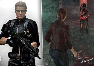 Resident Evil Revelations 2 se na Nintendu Switch povedl.