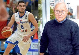 Jaroslav a Tomáš Satoranští jsou příbuzní.
