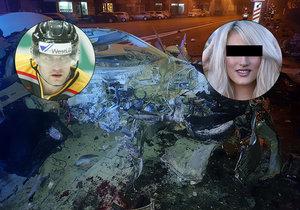 Hokejista Kunce řídil údajně opilý.