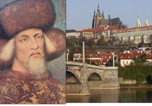 Poslední lucemburský král měl s Prahou plány.