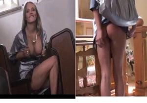 Při natáčení porna vystřídali zřejmě tři prešovské kostely
