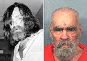 Charles Manson zemřel na akutní zástavu srdce.