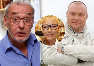 Zbyněk Merunka i Helena Zeťová jsou ze smrti Martina Smolíka velmi smutní.