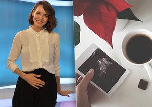 Těhotná Gábina Kratochvílová: Ukázala ultrazvuk dítěte! Co na něm bylo špatně?