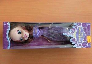 Nebezpečná panenka je stáhnuta z prodeje.