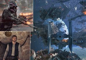 Star Wars Battlefront II je povedená multiplayerová střílečka ze světa Hvězdných válek.