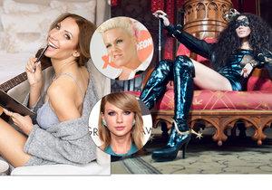 Česká zpěvačka Lounová si v hitparádě Billboard podmaňuje Ameriku: Předčila Pink i Taylor Swift!