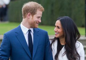 Harry a Meghan stanovili datum svatby na 19. května 2018.