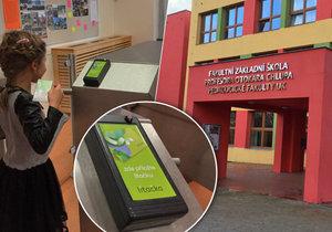 Na Praze byl uveden projekt Lítačka do škol v praxi.