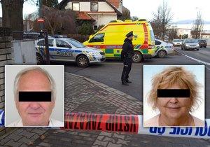 Policie vypátrala Blančina (†71) exmanžela? Jiří zmizel z pátrání. Víme proč!