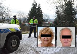 Exmanžel Blanku před pár dny napadl s nožem v ruce: Vyhrožoval jí smrtí a otrávil jí psy.