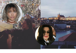 Paris Jackson zavítala do Prahy.
