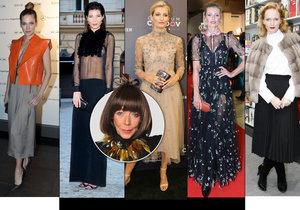 Františka vybrala nejlepší outfity roku.