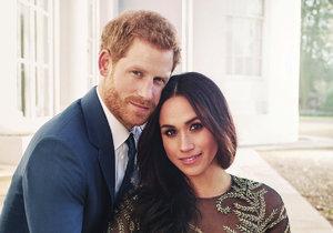 Princ Harry a Meghan Markle na Silvestra odletěli do Francie.
