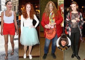 Františka vybrala nejhorší outfity letošního roku