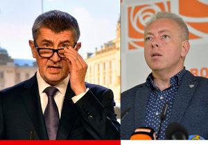 Milan Chovanec ve vládě nechce trestně stíhanou osobu.