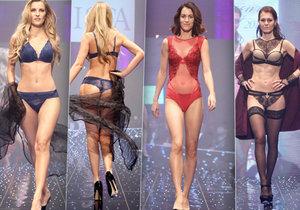 Porodem modelingová kariéra skončit nemusí. Jana Doleželová a Lucie Křížková jsou toho důkazem.
