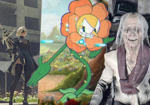 Toto jsou nejlepší videohry roku 2017. Letos šlo o nabitý herní ročník.