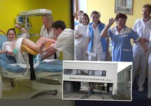 Roztančení zdravotníci baví internet: Sestřičky i doktoři strakonické nemocnice natočili klip