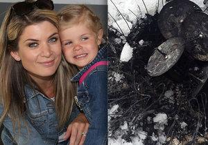 Vánoční drama Miss Ivety Vítové: Požár v bytě! Co shořelo?