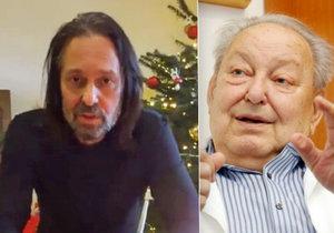 Přední onkolog profesor Pavel Klener (80): Hladovka rakovinu neléčí! Naopak oslabí organismus.