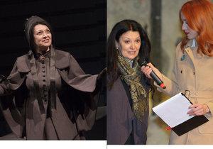 Představení Čarodějky ze Salemu se Evě Režnarové stalo osudné.
