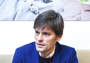 Hilšer bude do Senátu kandidovat na Praze 2 a 3: S Drahošem ani Fischerem se nechci tahat o voliče.